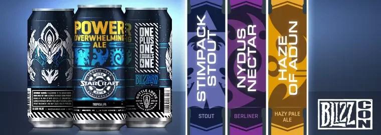 Blizzard predstavio zvanično StarCraft pivo!