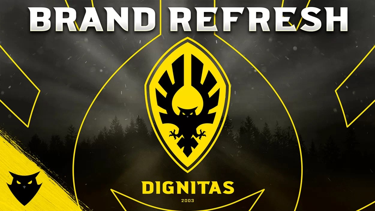 Team Dignitas je promenio ime i grb