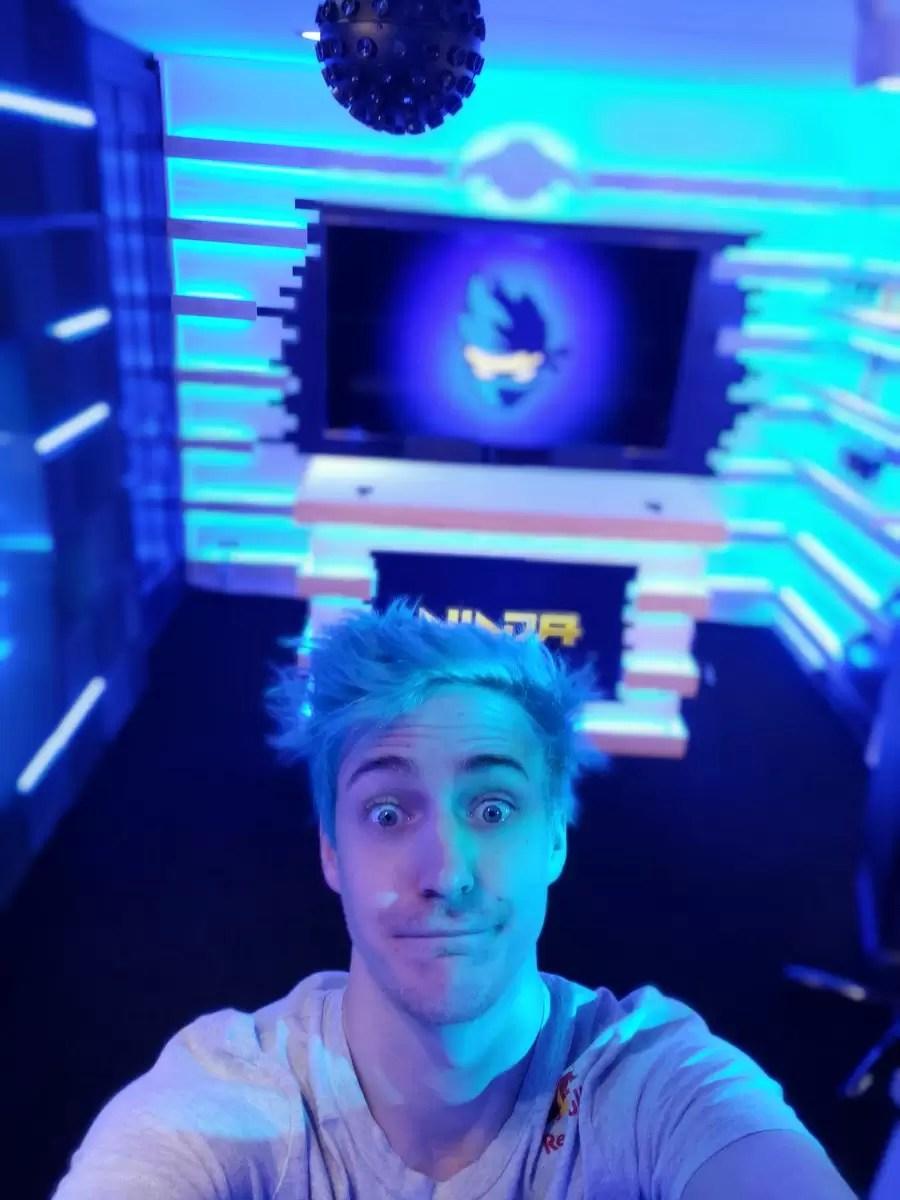 Ninja prikazao svoju novu streaming sobu
