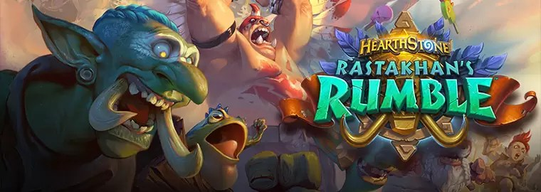 Rastakhan's Rumble je nova Hearthstone ekspanzija!