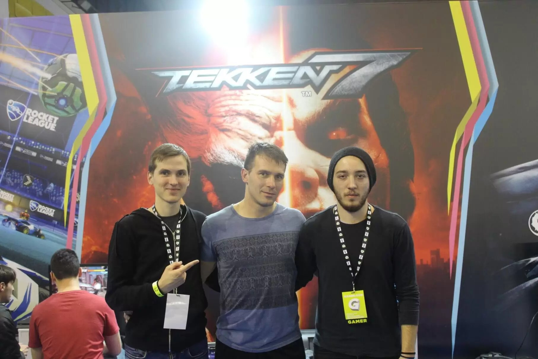 "Games.con 2018: Vlada ""Coldheart"" Stanković je ponovo Tekken 7 šampion"