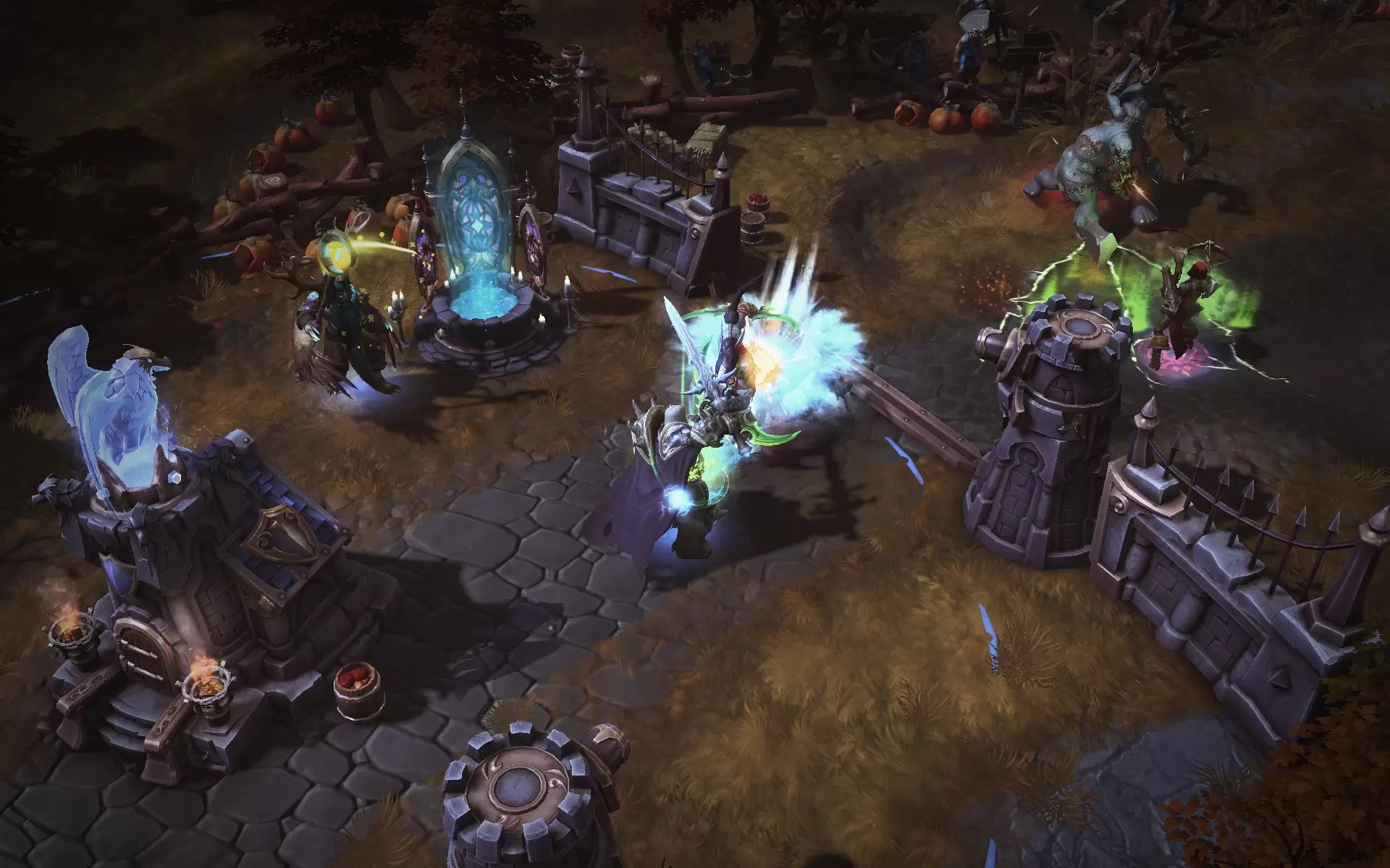 HotS: Stigao novi patch, Blizzard poslušao kritike oko XP promena