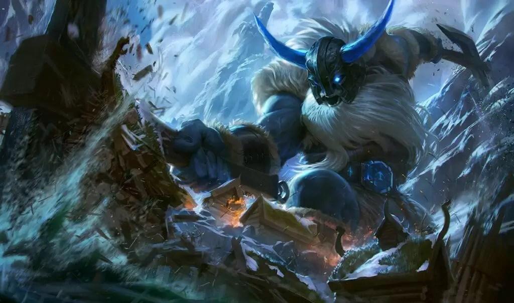 Riven, Wukong, Kennen i Olaf dobijaju nove vizuelne efekte