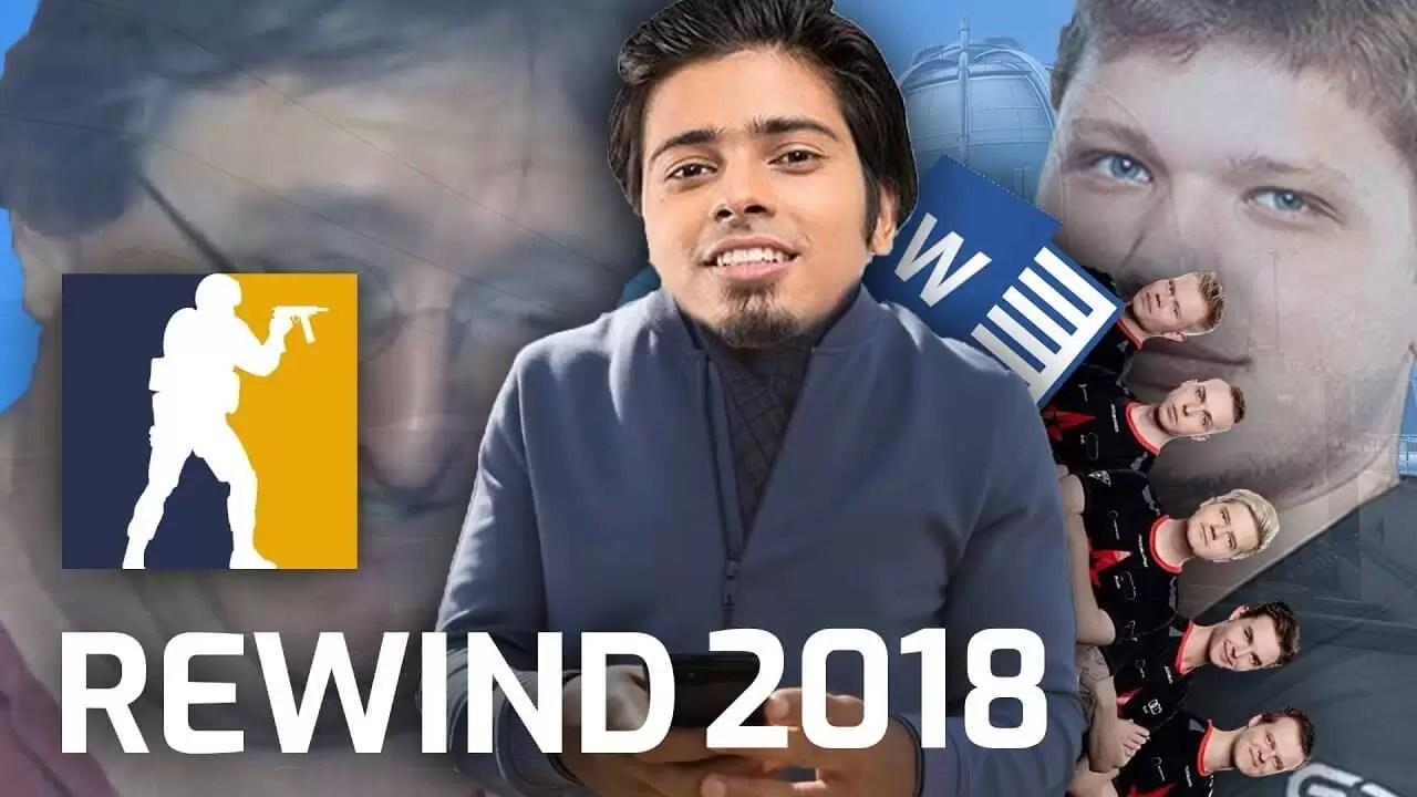 Na YouTube-u se pojavio CS:GO Rewind za 2018