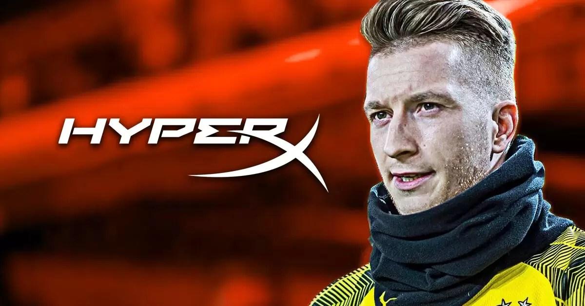 Marco Reus postaje ambasador brenda HyperX