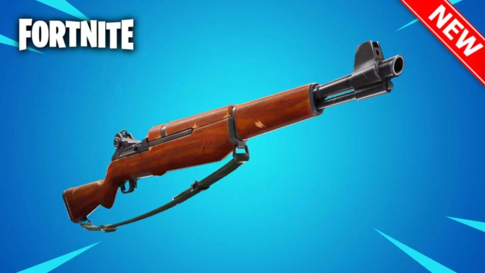 Jurišna puška dolazi u Fortnite!