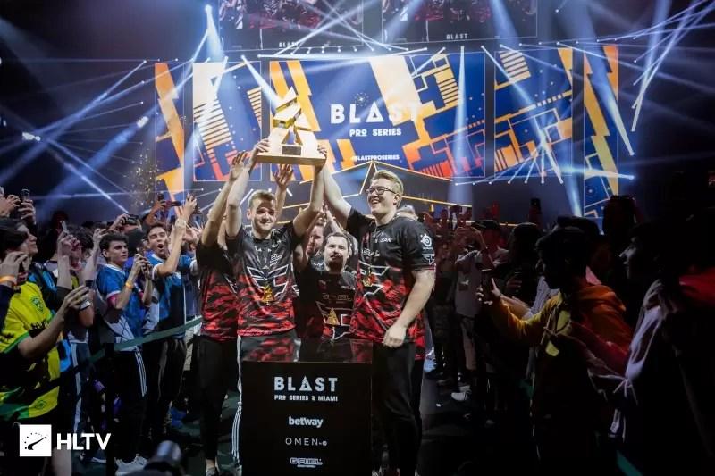 FaZe Clan nadigrao Liquid i finalu Blast Pro Serije u Majamiju