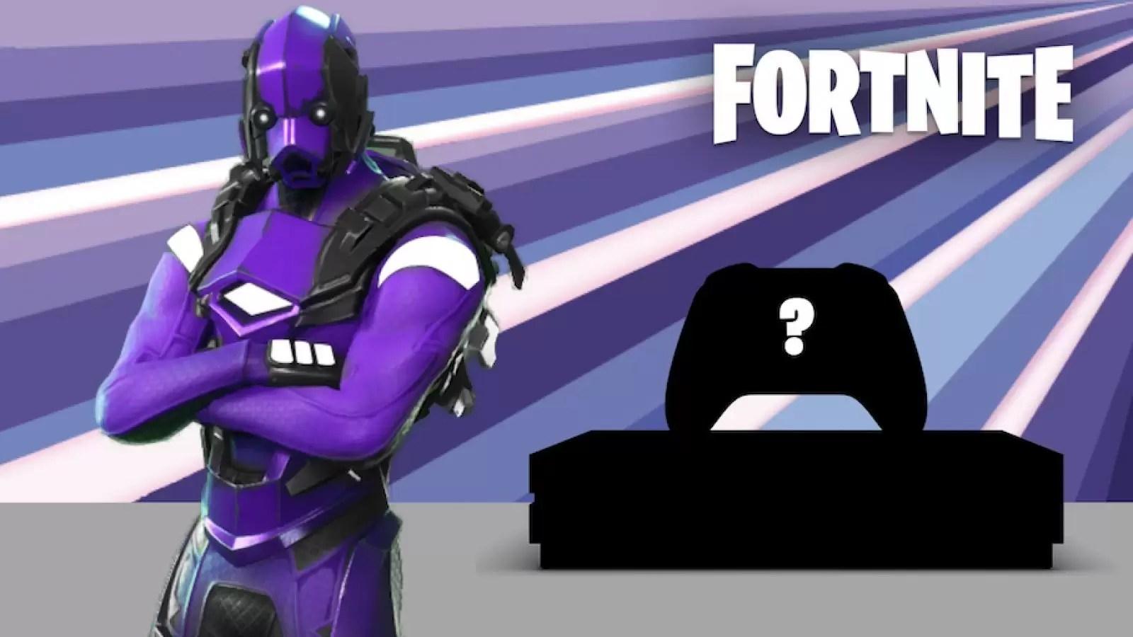 Epic će uskoro najaviti Dark Vertex skin koji će igrači dobijati uz Xbox One S konzolu