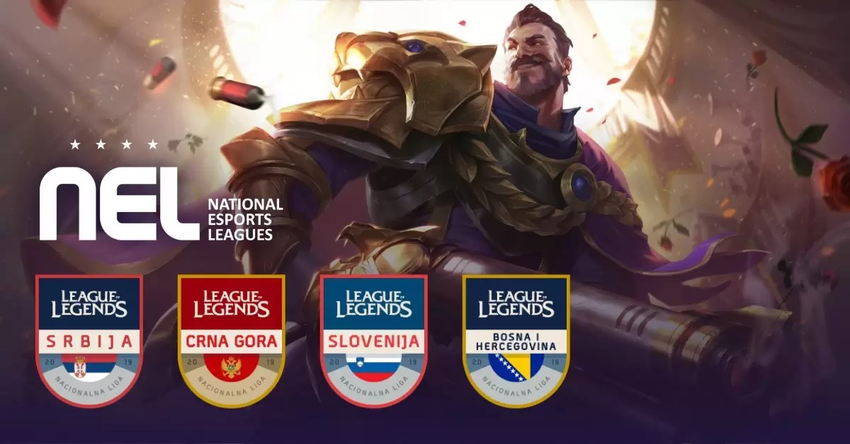 Počinje plej-of League of Legends NEL za Bosnu i Hercegovinu