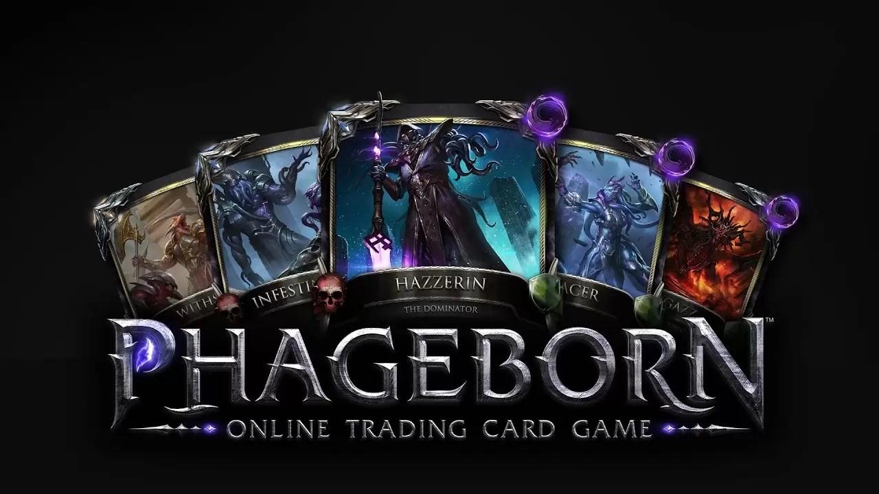 GAMES REVOLTED objavio Phageborn Online Card Game