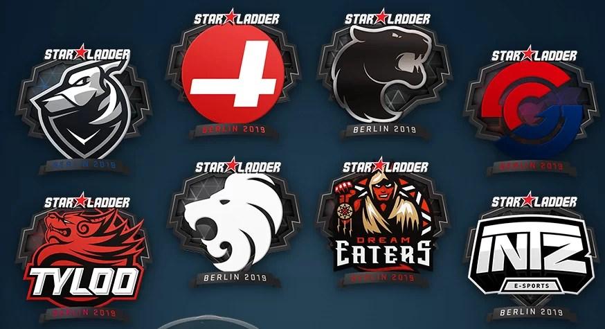 Izašli stikeri za predstojeći CS:GO Starladder Major