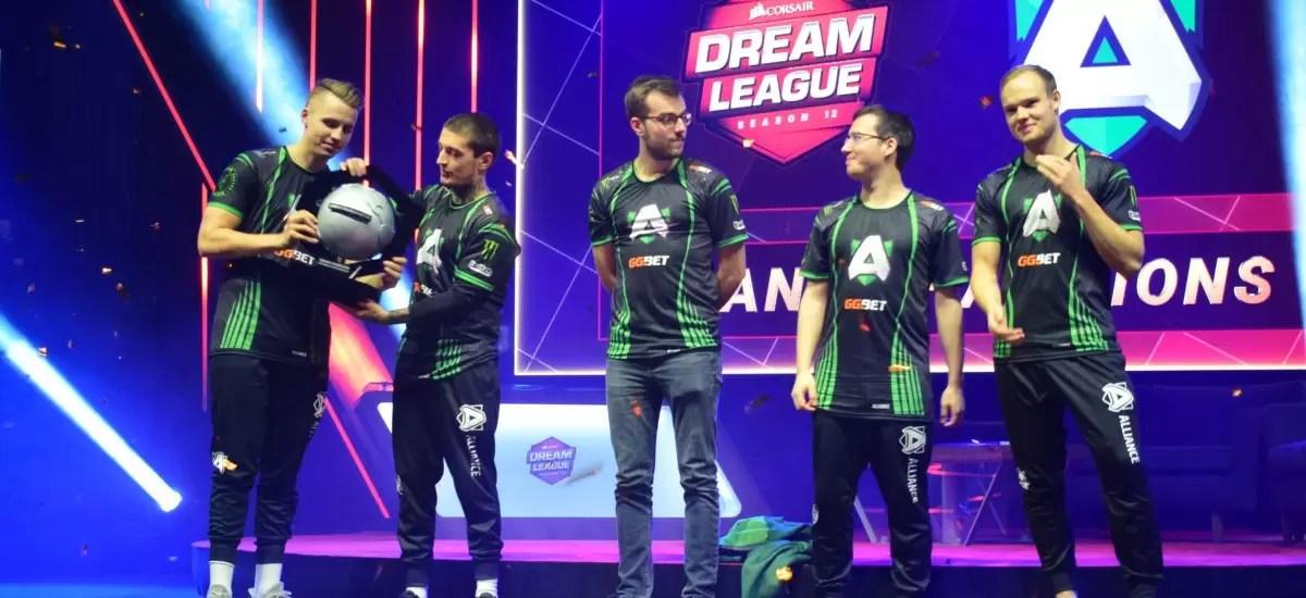 Alliance osvojio Dreamleague sezonu 12