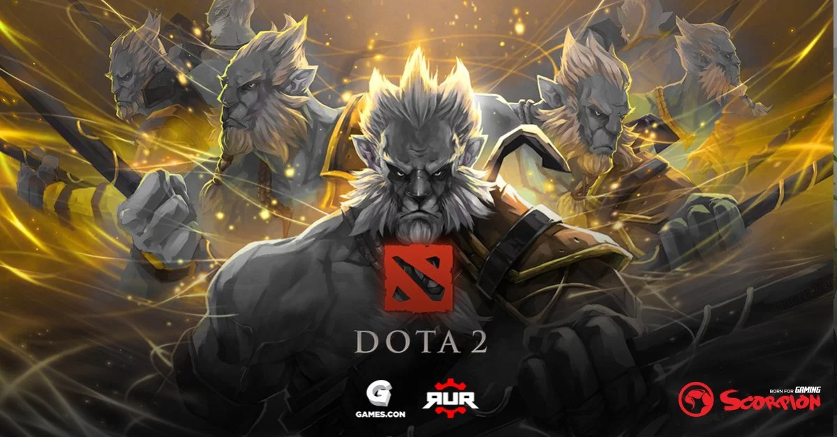 RUR Dota 2 turnir, Games.con 2019