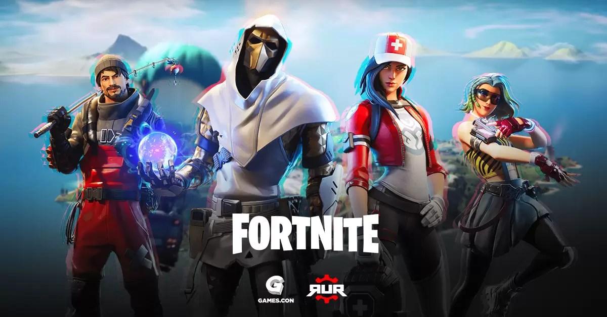 RUR na Games.conu održava Fortnite turnir sa nagradnim fondom od €3,000
