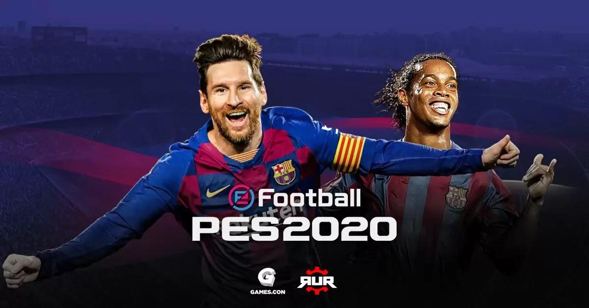 RUR PES20 turnir, Games.con 2019