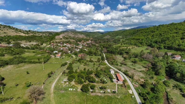 Das Dorf Gradešnica, Mariovo