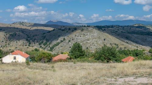 Peshta Fortress, Mariovo