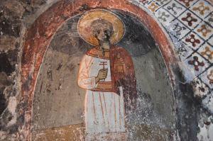 Church Saint Demetrius in village Gradeshnica XIV - XV century