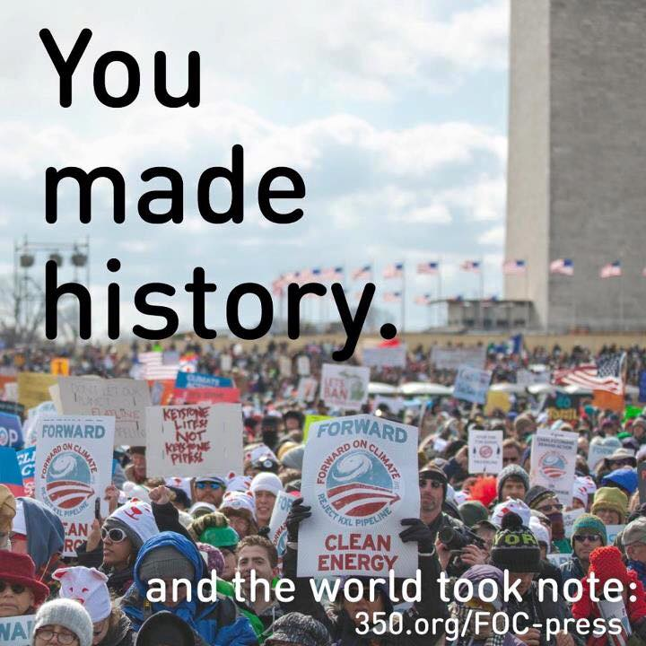 photo credit 350.org