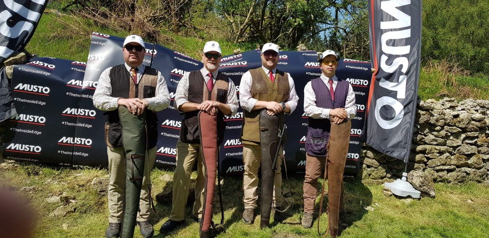 Duncombe Park Charity Clay Shoot 2020