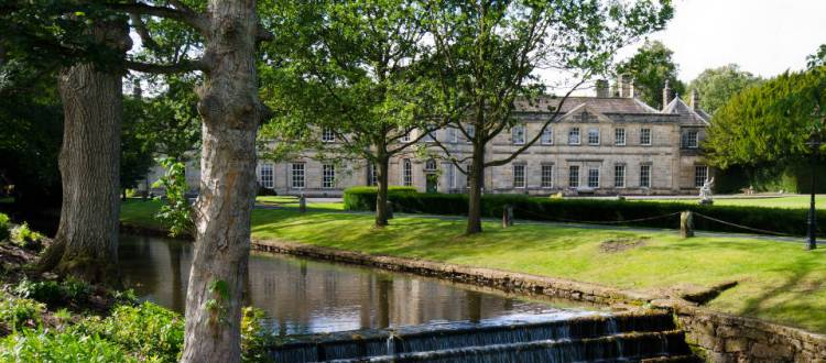 Grantley Hall in Ripon, North Yorkshire