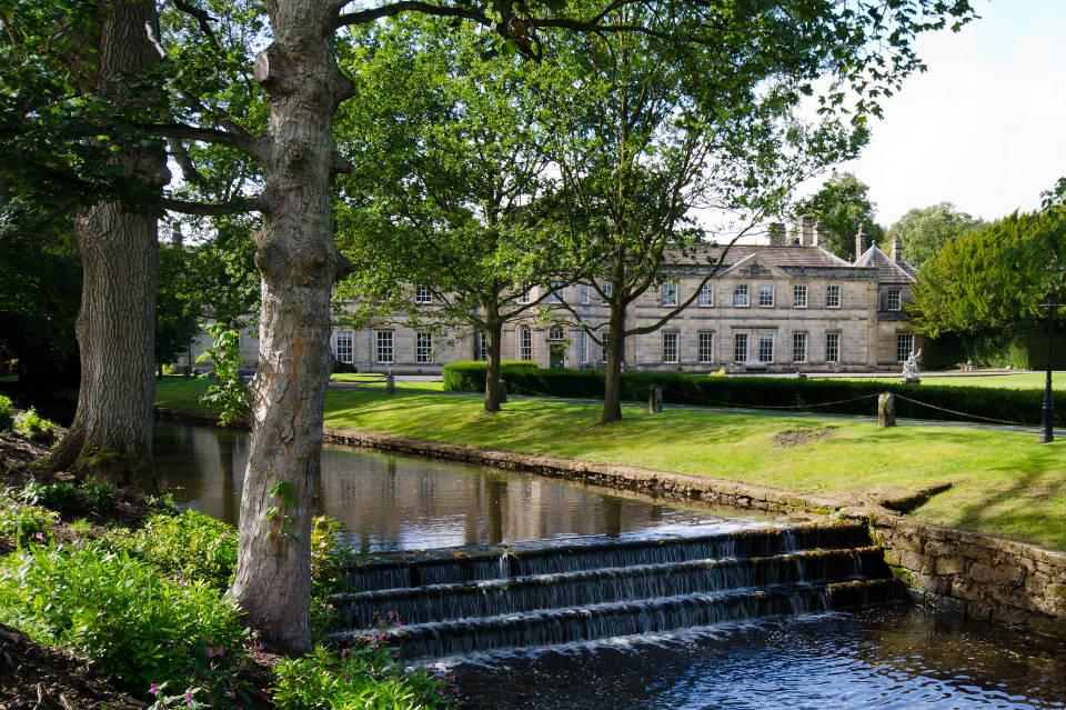 Grantley Hall in Ripon, North Yorkshire