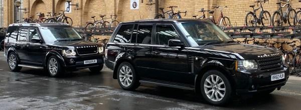 Landrover Discovery & Range Rover