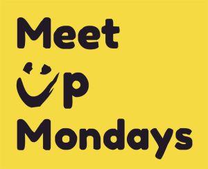 #meetupmondays logo