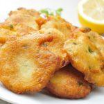 Pataniscas de bacalhau fofas