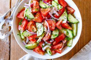 Salada algarvia