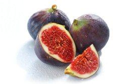 Sobremesa fresca de figos