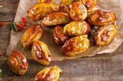 Broas de batata doce