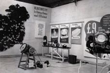 ESB stand at RDS Spring Show, c1950s