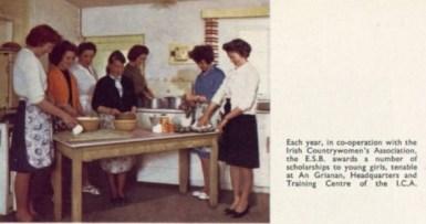 ICA ESB Scholarships, ESB Annual Reports 1961-1962