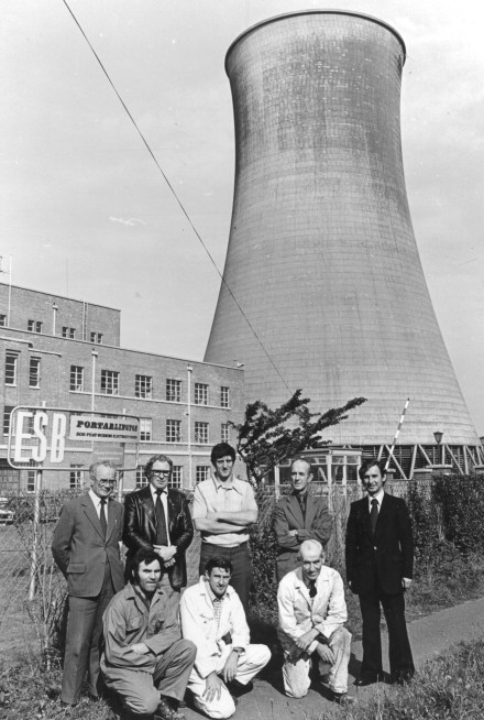 Portarlington staff, c1970s