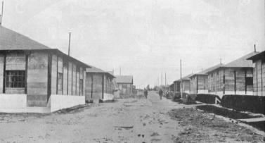 Irish workers camp