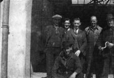 Corbett's Cork colleagues