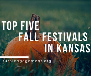 Top 5 Fall Festivals in Kansas