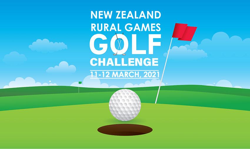 RG Golf Banner