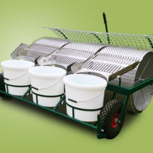 """Type 1500 """"Attachable"""" Fruit Collector"""
