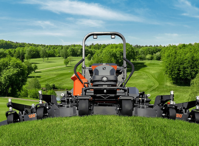 Lastec – WZ1000 Commercial Zero Turn Mower