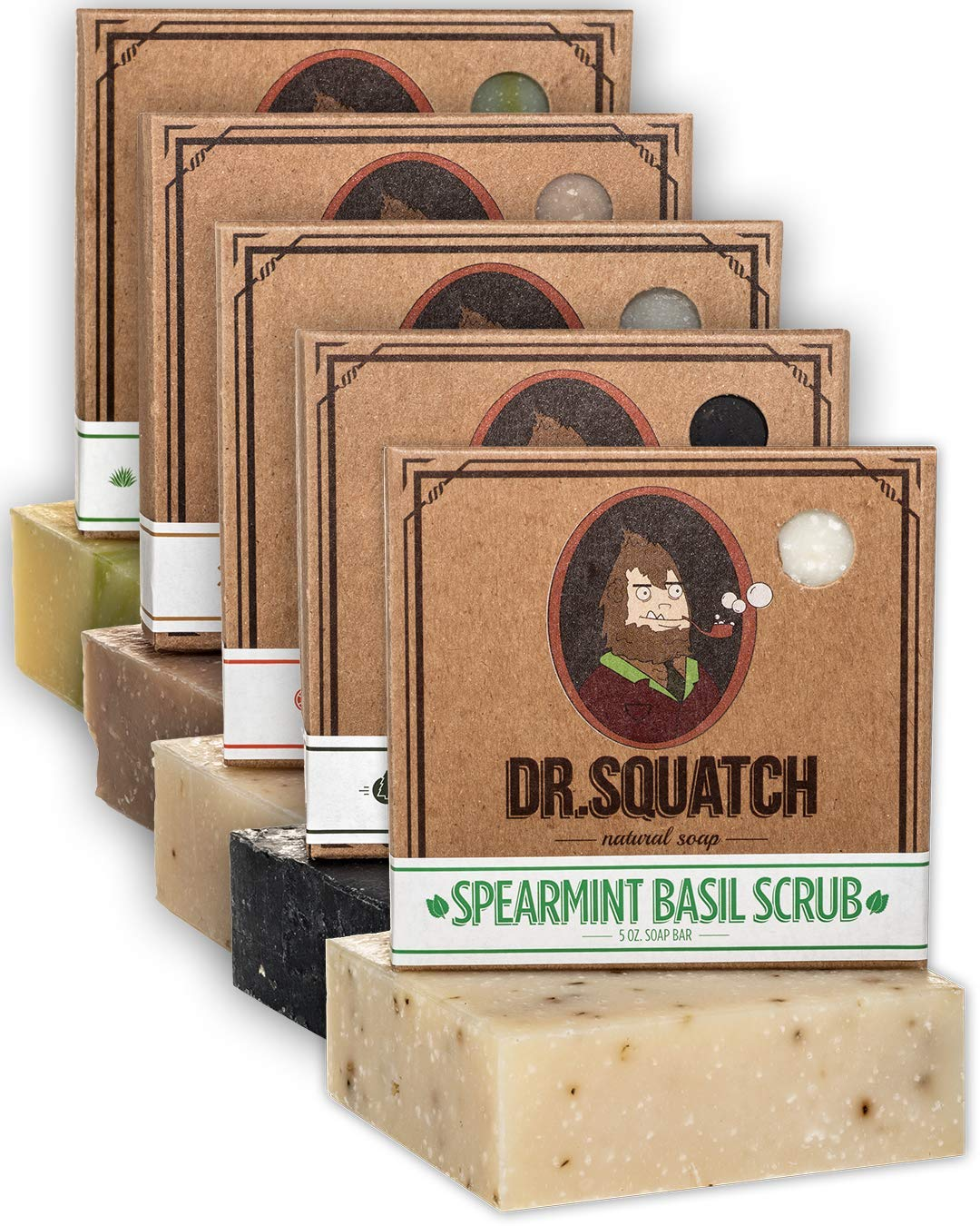 Dr. Squatch – Soap Bundle