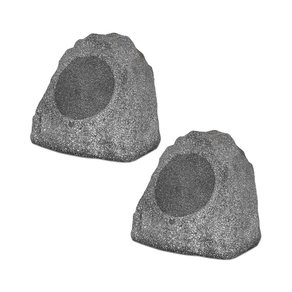 Theater Solutions –  Outdoor Rock Speakers