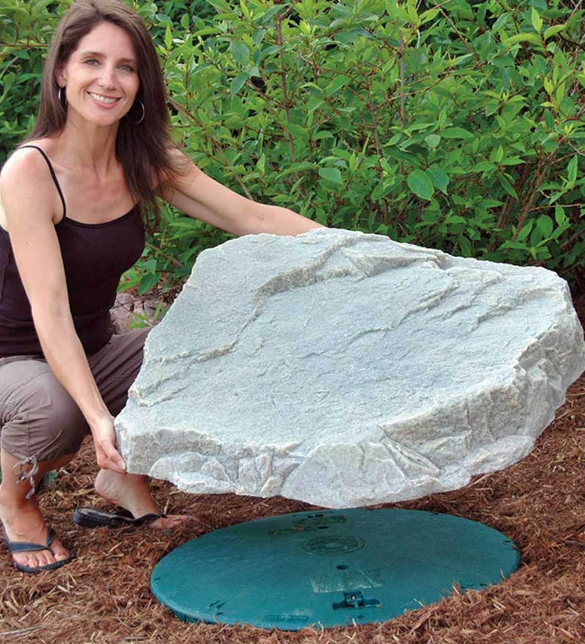 Mock Rock – Flat Mock Rock