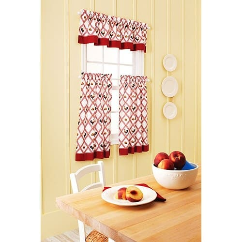 best kitchen curtain color for your kitchen
