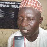 Shuaibu D. Muhammed, District Head of Kachalla