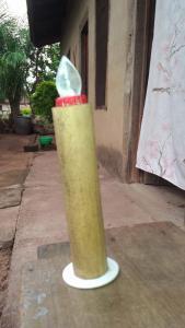 Prikkle Academy Bamboo Lamp