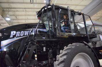 me and tractor