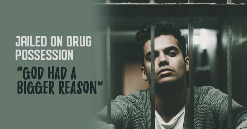 Jailed On Drug Possession
