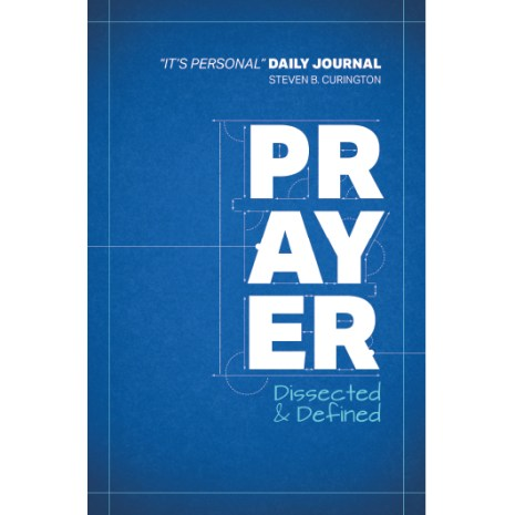 Prayer Kit - Prayer Book with Journal